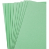 Foam Sheet (Eva) 9'' x 12'' Lime - Pack of 10 pieces